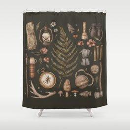 Wander Shower Curtain