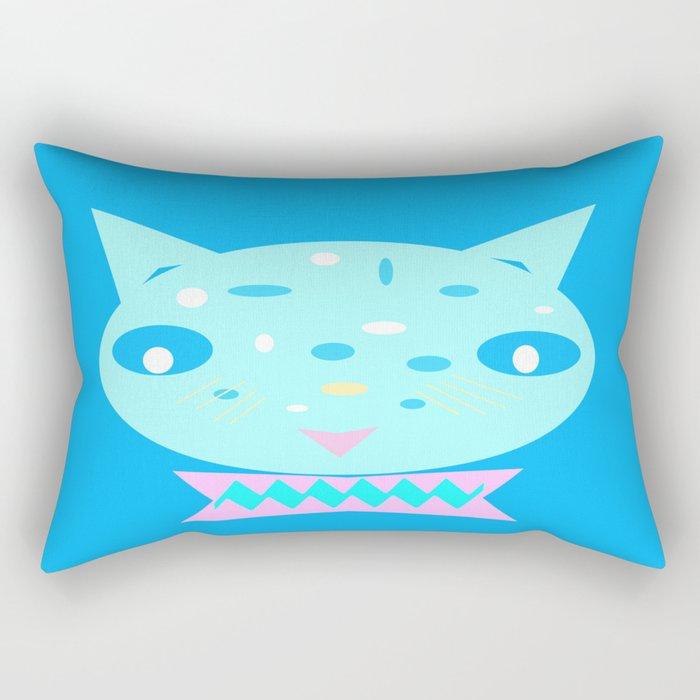 Cookie Meow 7 Rectangular Pillow