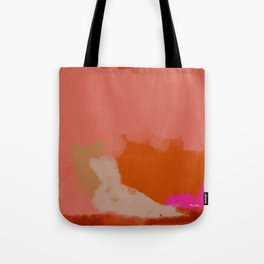 Double soul one body Tote Bag