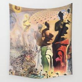 The Hallucinogenic Toreador - Salvador Dali Wall Tapestry
