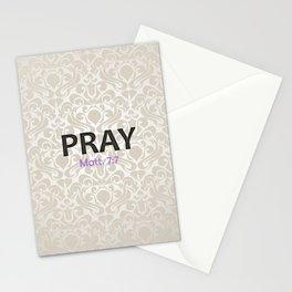 PRAY Stationery Cards