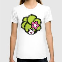 pagan T-shirts featuring Pagan Lime by Pagan Holladay