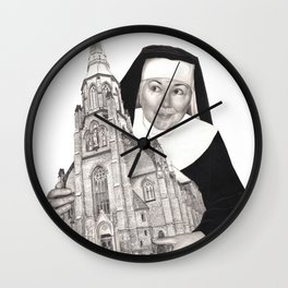 Heart of the Church Wall Clock