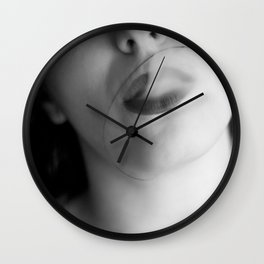 While I´m waiting Wall Clock