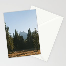 Cathedral Peak Stationery Cards