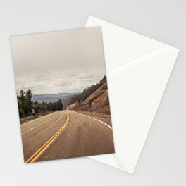 The Longest Road Stationery Cards