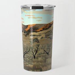 Cottonwood Canyon State Park Travel Mug