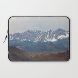 There In The Mountains (Sierra Nevadas, California) Laptop Sleeve