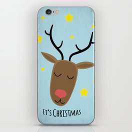 Its Christmas iPhone Skin