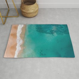 Beach and Sea Rug