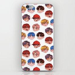BTS - DNA iPhone Skin