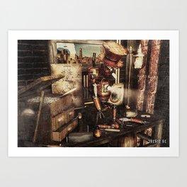 Poster - Makers dream Art Print