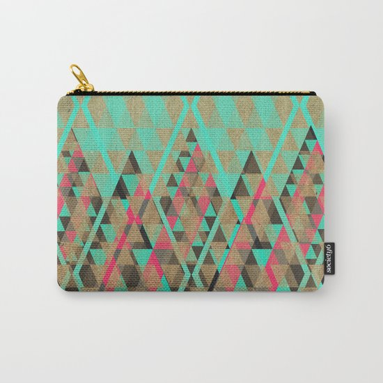 Tribal VII Carry-All Pouch