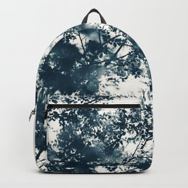 Blue Leaves #1 Backpack