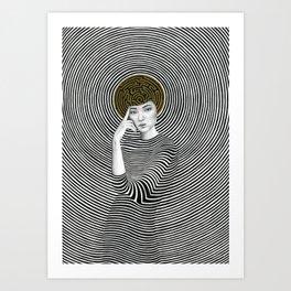 Ottavia Art Print