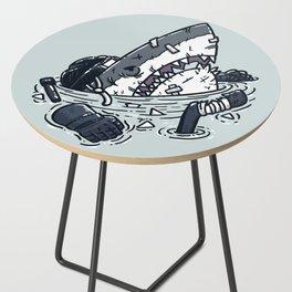 The Goon Shark Side Table