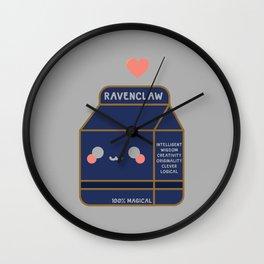 Kawaii Ravenclaw Wall Clock