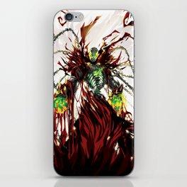 Hells Wrath iPhone Skin