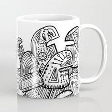 Heads Mug