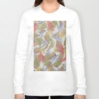 easter Long Sleeve T-shirts featuring Easter by Kat Dermane