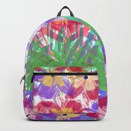 Flower Carpet 81 Backpack