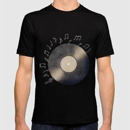 Vinyl Music Collection T-shirt
