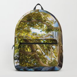 Tree Paradise (Color) Backpack