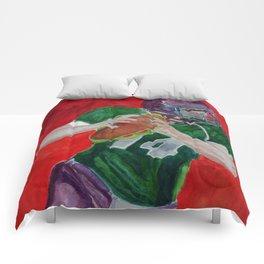 Quarter-Bread Comforters