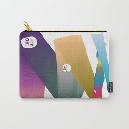 Enough Be Grateful  Carry-All Pouch