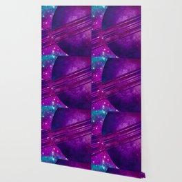 Purple Planet Wallpaper