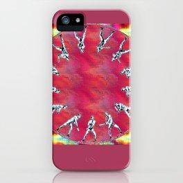 zoopraxiscope man iPhone Case
