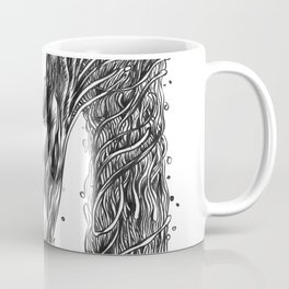 The Illustrated M Coffee Mug