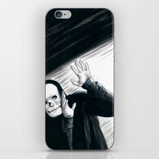A Stupid Mask Is Not Going To Make You Invincible, Dude iPhone & iPod Skin