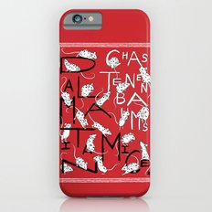 Chaz Tenenbaum's Dalmatian Mice iPhone 6s Slim Case