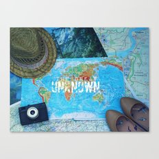 dreams about vacations ;) Canvas Print