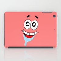 patrick iPad Cases featuring Patrick Starr by Pink Berry Patterns