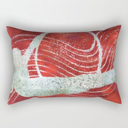 Flying Mermaid Rectangular Pillow