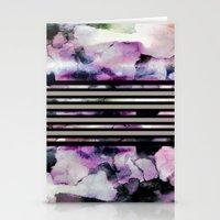 blossom Stationery Cards featuring Blossom // by Georgiana Paraschiv