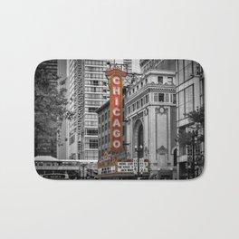CHICAGO State Street Bath Mat