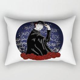 Soft as Candlelight Rectangular Pillow