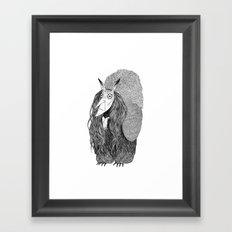 Babol Framed Art Print