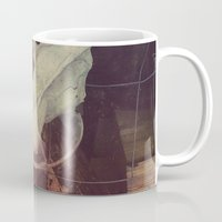 cabin pressure Mugs featuring Cabin by ztwede
