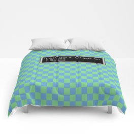 Homeward Bound Comforters