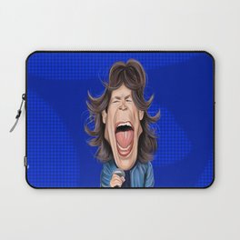 M Jagger Laptop Sleeve