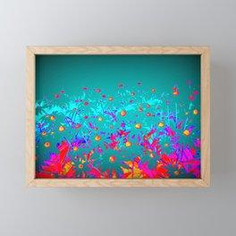 Faerie Garden Vignette | Nadia Bonello Framed Mini Art Print