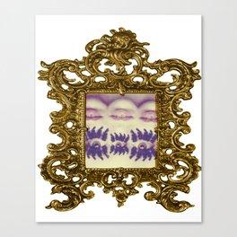 Framed Soul Canvas Print