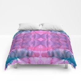 blurred Comforters