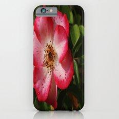 Pink Flower Slim Case iPhone 6s