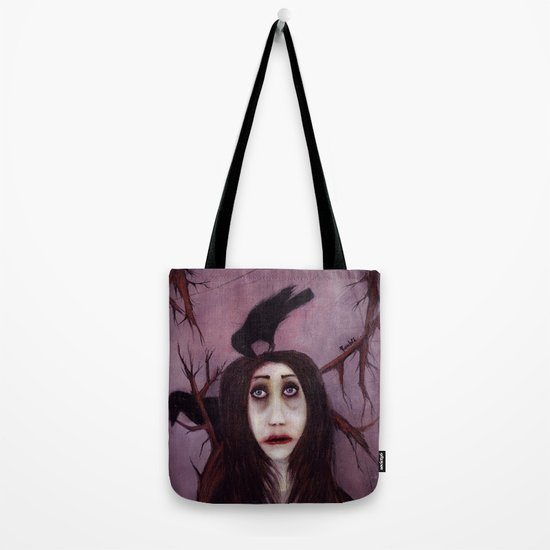 Her eyes...so innocent Tote Bag