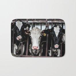3 Cows Bath Mat
